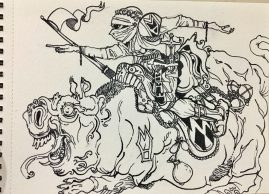 Flag Rider