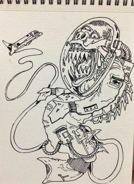 Ocean Astronaut